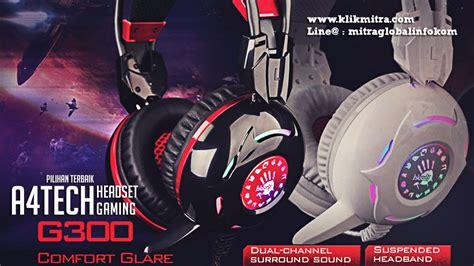 Diskon Bloody Gaming Headset G300 headset gaming bloody g300 a4tech
