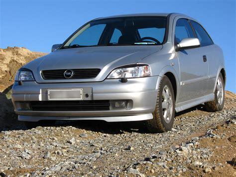 Opel Astra G by Opel Astra G Wolna Encyklopedia