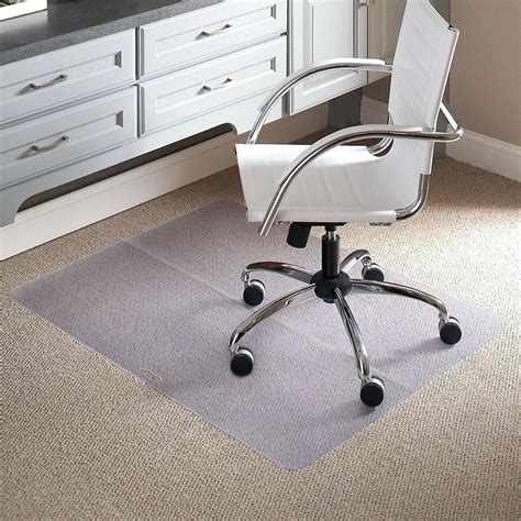 Plastic Floor Mats For Desk Chairs by Office Chair Mats For Carpet Staples Office Chairs