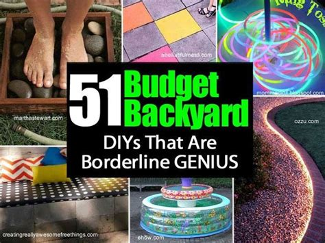 diy backyard projects on a budget 51 budget backyard diys that are borderline genius home design garden architecture