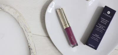 by terry terrybly velvet rouge liquid lipstick elevense lipstick hoarder diaries by terry terrybly velvet rouge