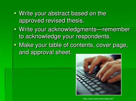 Your Thesis by Tips On How To Defend Your Thesis