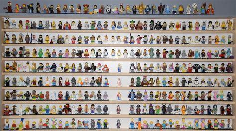Lego Minifigure Seri 1 Complete Set collectible minifigures minifigure price guide