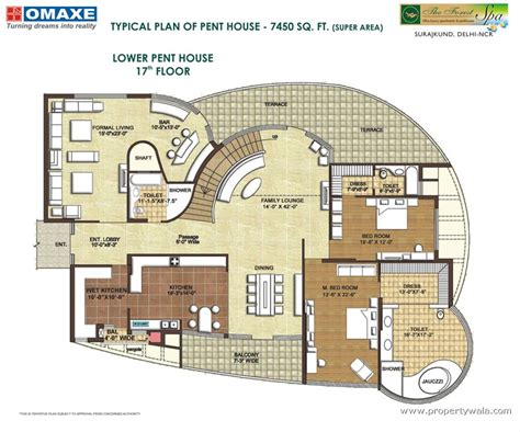 spa house design omaxe forest spa suraj kund faridabad apartment flat project propertywala com