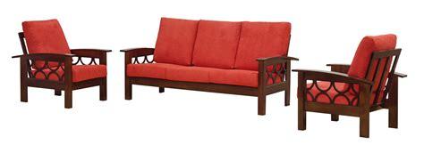 sofa and chair set furniture design wooden sofa set models modern wood