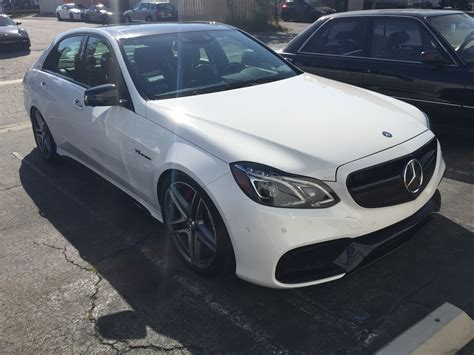 Mercedes E63 For Sale by For Sale 2014 Mercedes E63 S Model Amg Mbworld