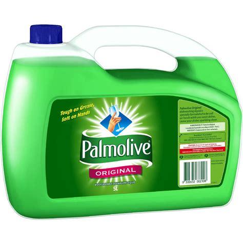 Sweepol Dish Wash 5l palmolive dishwashing liquid refill original 5l officeworks
