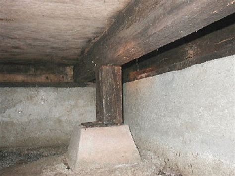 Water Damaged Floor Joists by Cypress Construction Services Home Improvement Contractor