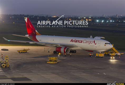 Avianca Cargo Airbus A330 200f n334qt avianca cargo airbus a330 200f at asuncion