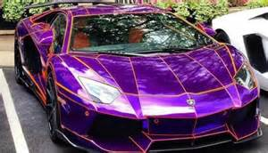 Lamborghini Glow In The Ulah Mobil Mahal Anak Saudagar Arab Yang Kebal Hukum