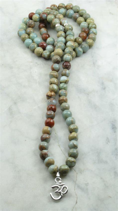 what are mala kirtan mala necklace 108 serpentine mala