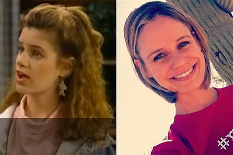kimmy from full house now then now the cast of full house