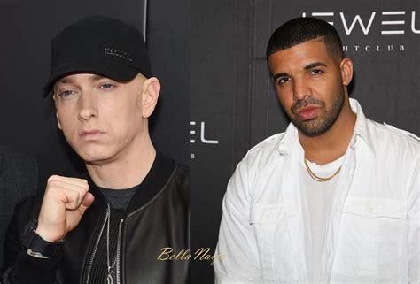eminem vs drake whose side will you take in a drake vs eminem rap battle