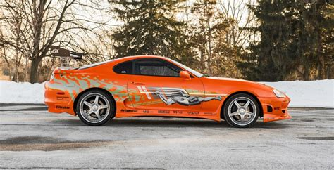 toyota fast car 1993 toyota supra official fast furious movie car