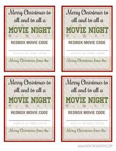 redbox neighbor gift idea over the big moon