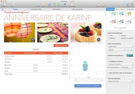 nouveaux themes keynote les nouvelles versions de pages keynote et numbers