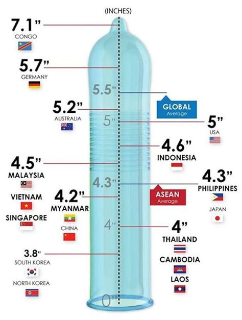 Normal Length by Study Reveals Normal Manhood Is 5 2 Inches 9 16cm When Erect
