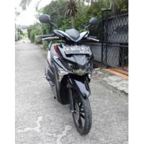 Dijual Motor Yamaha Mio Soul Gt motor yamaha mio soul gt 125 blue tahun 2015 second