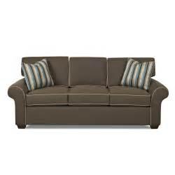 milton queen innerspring 88 quot sleeper sofa wayfair