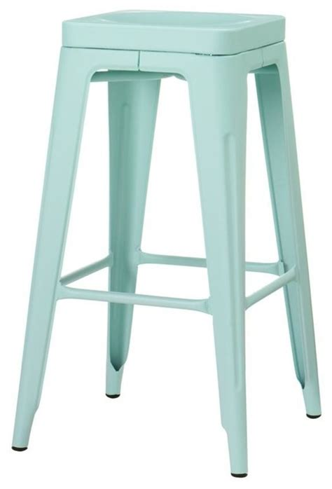 home decorators bar stools garden backless bar stool blue modern bar stools and