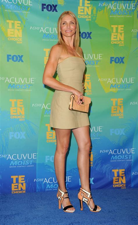 Teen Choice Awards Better Played Carpet: Cameron Diaz   Go