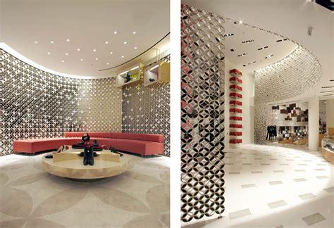 Louis Vuitton Interior 000 louis vuitton chs 201 lys 201 es flagship store building