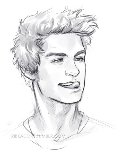 How To Get Back To Drawing After 2 Weeks Break Draw A Cutie You Love 3 Peter Ribkadory Drawing For Boys