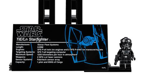 Lego 75095 Starwars Tie Fighters Ucs lego ucs wars tie fighter eye of sith technabob