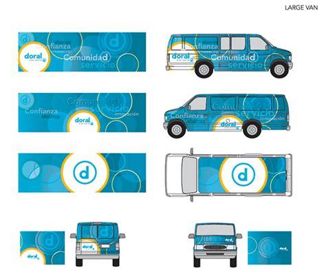 doral bank doral bank branding on behance