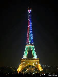 what color is the eiffel tower eiffel tower pictures travel to eat