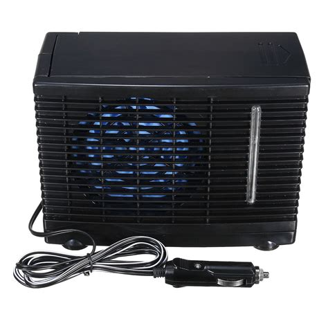 ice fan air conditioner 24v portable home car cooler fan water ice