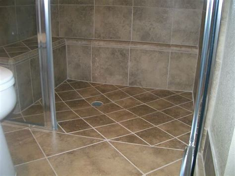 Tile Shower Without Door 17 Best Images About Bathroom Ideas On Pinterest Seating Areas Cottages And Shower Doors
