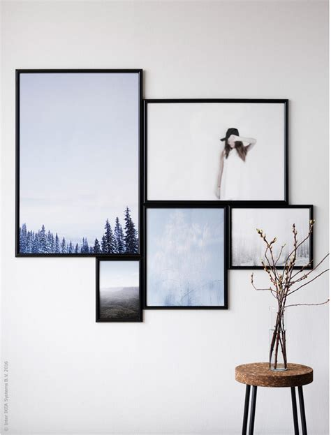 hang art hang art like an ikea stylist poppytalk bloglovin