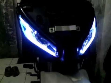 Lu Led Motor Jupiter Mx Lama senja n sein led jupiter mx lama custom 8 mode s effec