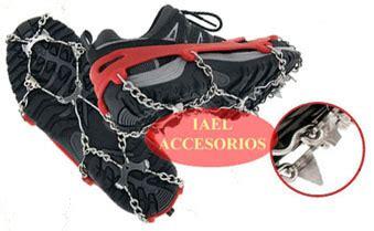 cadenas para nieve iael albocar jgo snow ice grip cadena para calzado