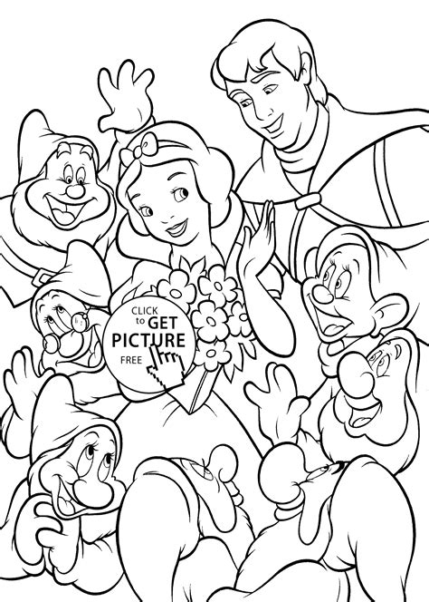 a jolly grayscale coloring book books all from snow white coloring pages for printable