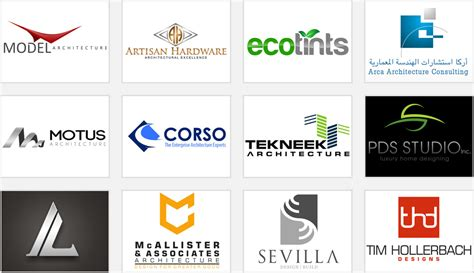 Architecture Design Company | basic types of architecture design company logos which you