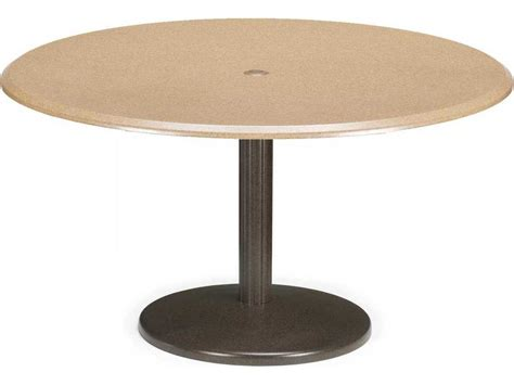 Telescope Casual Werzalit Top Tables 48 Round Table Top