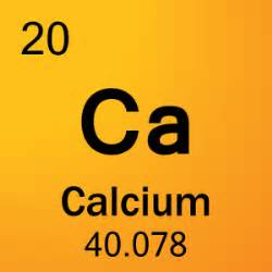 How Much Protons Does Calcium Elements