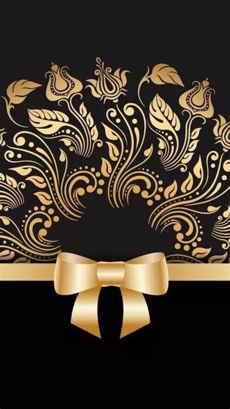 Bling Gold Pita pin by lidia on tło czarne ze złotym ż 243 łtym background
