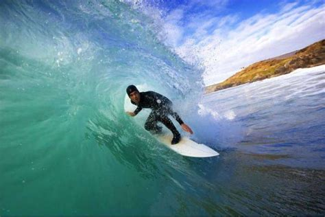 UK?s Top 10 Autumn Surf Beaches