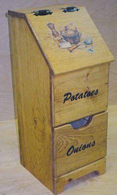 potato bin woodworking plans 1000 images about s house on potato bin