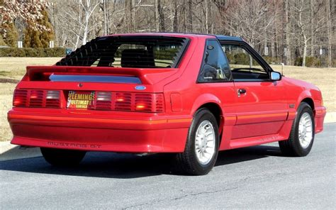88 mustang 5 0 specs 1988 ford mustang 1988 ford mustang for sale to buy or