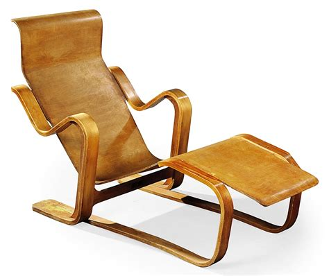 Sale Armchair Marcel Breuer 1902 1981 Long Chair Designed 1936