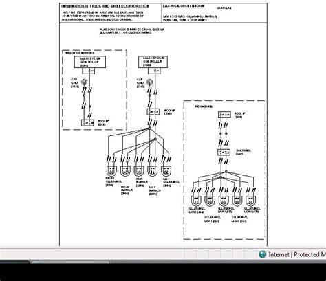 international wiring diagram wiring