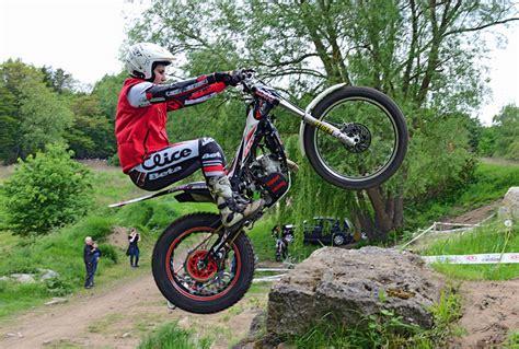 Trail Motorrad by Motorrad Trial Jarmo Robrahn Kradblatt