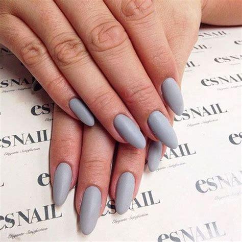 matter nagellack grey matte nails hair did and nails done
