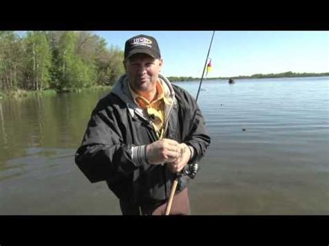 jon thelen offers fishing tips  catching crappie
