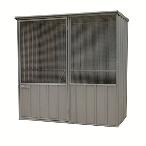 Qiq Sheds by Aviaries Chicken Coops Available From Bunnings Warehouse