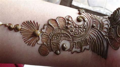 arabic mehendi   apply henna mehndi tattoo  handdesigns youtube